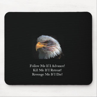 Eagle Eye Mouse Pad