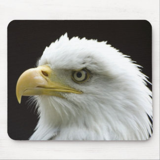 Eagle Eye of Freedom Mouse Pad