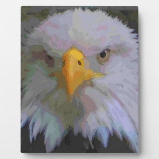 Eagle Eye Photo Plaques