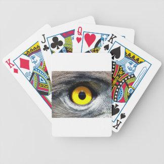 Eagle Eye Poker Deck