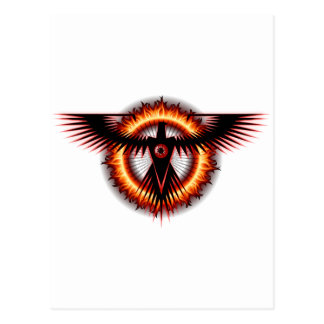 Eagle Eye Post Card