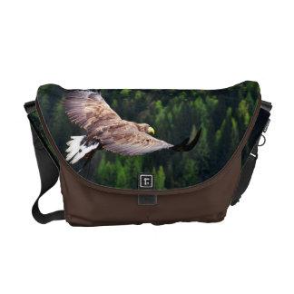 Eagle Eye View Rickshaw Medium Zero Messenger Bag