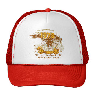 Eagle Eyes 1978 Trucker Hat