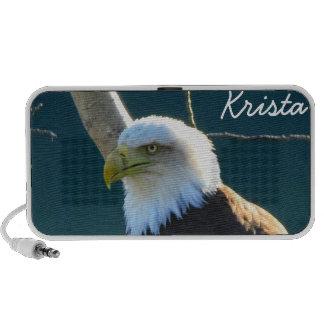 Eagle Eyes; Customizable Mini Speaker