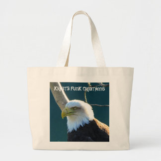 Eagle Eyes; Customizable Canvas Bags