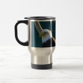 Eagle Eyes Stainless Steel Travel Mug