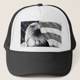 Eagle & Flag Hat