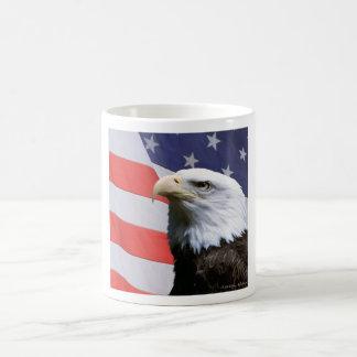 Eagle Flag Coffee Mugs