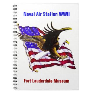 Eagle & Flag Note Books