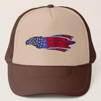 Eagle Flag Trucker Hat