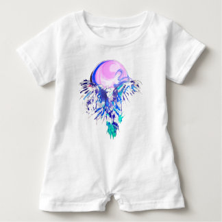 eagle fly baby bodysuit