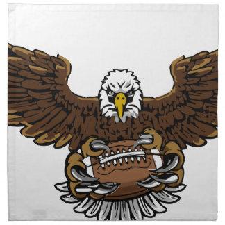 eagle football napkin