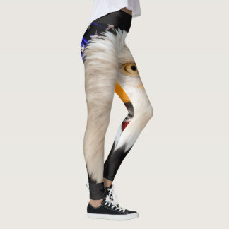 Eagle for Equality Leggings