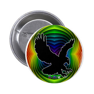 EAGLE GIFT RAINBOW CUSTOMIZABLE PRODUCTS BUTTON