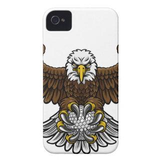 Eagle Golf Sports Mascot Case-Mate iPhone 4 Case