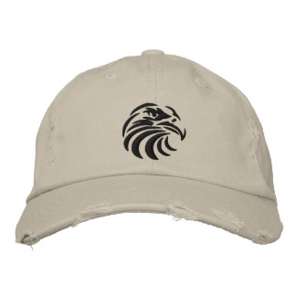 Eagle hat embroidered hat