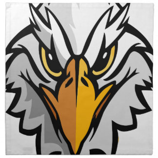 eagle head2 napkin