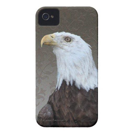 Eagle Head Art Blackberry Case