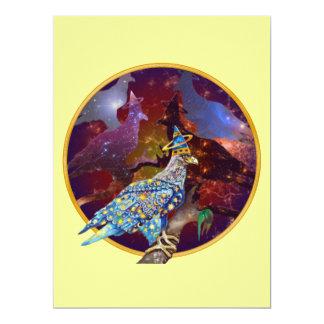 Eagle - Heavenly Wanderer № 21 Card