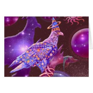 Eagle - Heavenly Wanderer Card