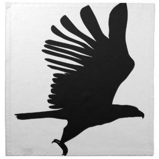 Eagle in Flight Napkin