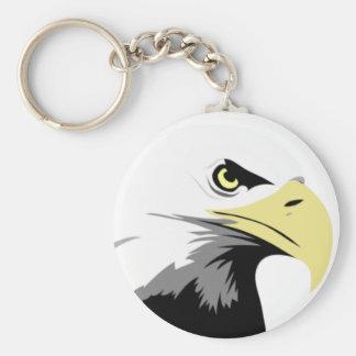 Eagle Key Ring