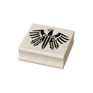 eagle knife art stamp