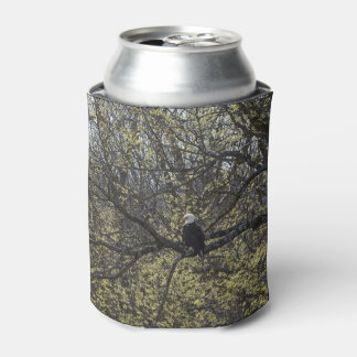 Eagle Lookout Painterly Can Cooler