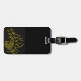 Eagle Luggage Tag