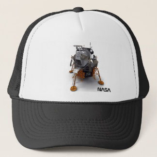 Eagle Nasa Trucker Hat