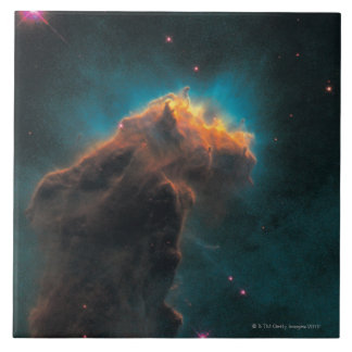 Eagle Nebula 2 Ceramic Tile