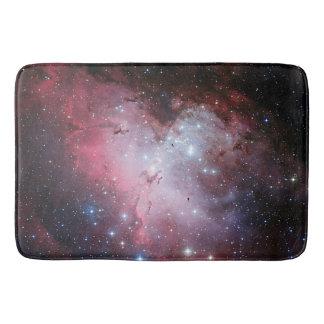 Eagle Nebula Bath Mat