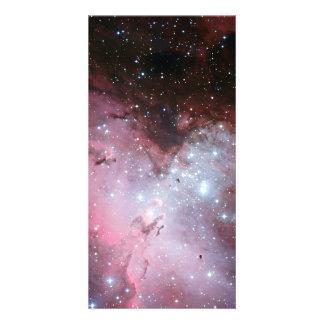 Eagle Nebula Customised Photo Card