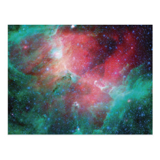 Eagle Nebula Postcard