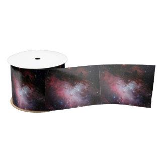Eagle Nebula Satin Ribbon