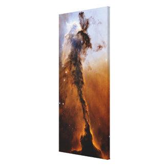 Eagle Nebula star Canvas Print