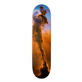 Eagle Nebula Stellar Spire Skate Board