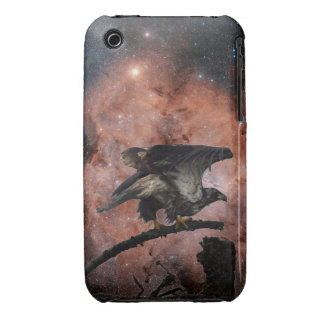 Eagle & Outer Space iPhone Case Case-Mate iPhone 3 Case