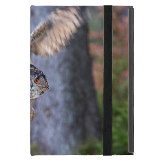 Eagle Owl Hunting iPad Mini Cover