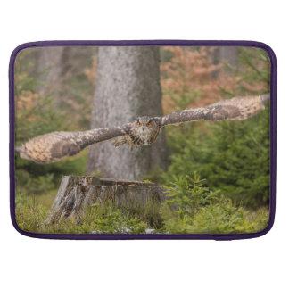 Eagle Owl Sleeve For MacBook Pro