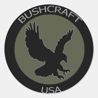 Eagle Patch Sticker