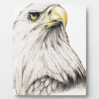 Eagle Photo Plaque