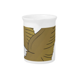 eagle pitcher