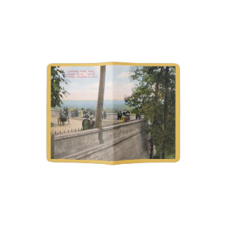 Eagle Rock, West Orange, NJ Vintage Passport Holder