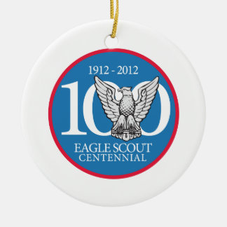 Eagle Scout Centennial Ornament