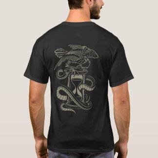 Eagle Snake Hourglass Tattoo T-Shirt