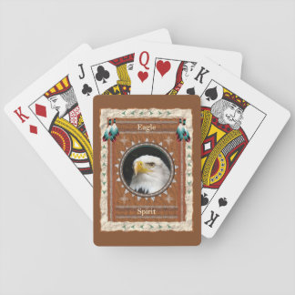 Eagle -Spirit- Classic Playing Cards