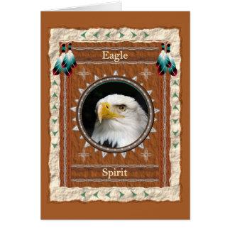 Eagle -Spirit- Custom Greeting Card