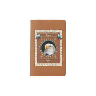 Eagle -Spirit- Notebook Moleskin Cover