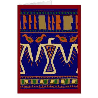 Eagle Spirits Card
